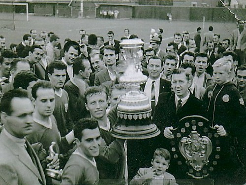 1964 Hamilton Spectator Cup Champions (Click to enlarge).