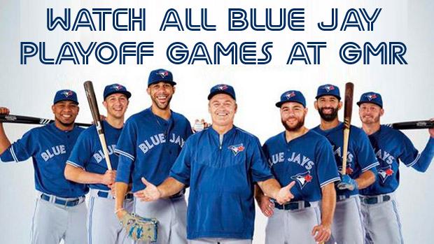Blue Jays ONTV @GMR!