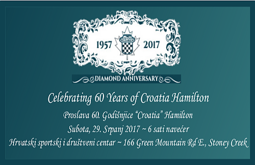 60th Anniversary Banquet