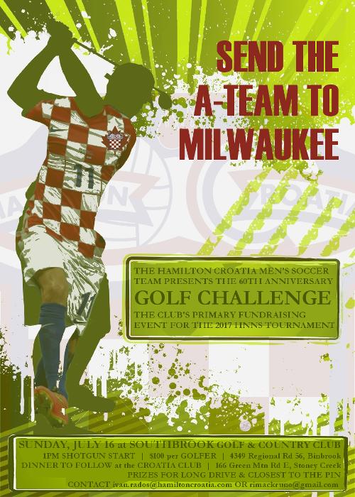 A-Team Golf Challenge!