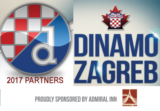 Dinamo Supporting Hamilton Croatia
