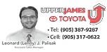 Leonard Palisak, Toyota Sales Manager